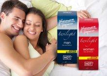 Pheromon parfüm férfiaknak vagy nőknek, hogy bárkit könnyedén elcsábíthass