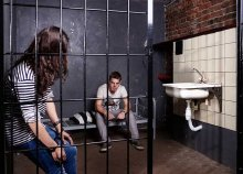 Börtöncsapda szabadulós játék 2-4 főre Budapesten
