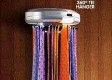 360º Hanger elektromos nyakkendőtartó