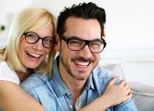 Komplett szemüveg az OptiGoldtól