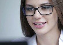 Komplett szemüveg munkaprogresszív lencsével