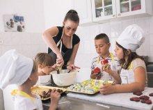 Kézműves csokoládékészítő workshop gyerekeknek