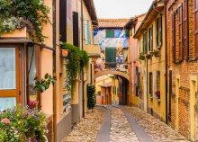 8 nap Riminiben, a Hotel Globus***-ban reggelivel