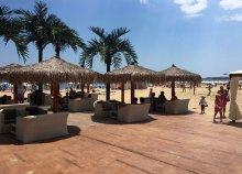 8 nap Naposparton, repülőjeggyel, illetékkel, all inclusive ellátással, a Trakia Hotelben