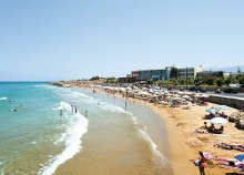 Egy hét minden földi jóval Krétán: all inclusive ellátás, 4*-os hotel 2 főnek