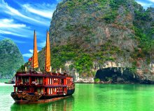 Vietnami körutazás félpanziós ellátással, magyar nyelvű idegenvezetéssel 1 személy részére
