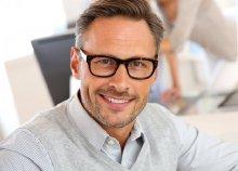 Komplett multifokális/progresszív szemüveg