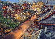 Vár Kína, a misztikus Szecsuán és Tibet