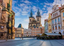 Őszi szünet Prágában pozsonyi városnézéssel