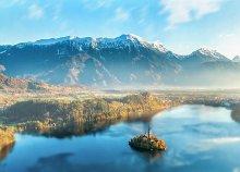 Szlovéniai kirándulás varázslatos tájakra