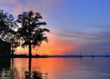 Utószezoni romantika a Balatonon
