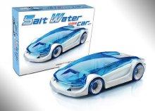 Különleges, vízenergiával működő autó