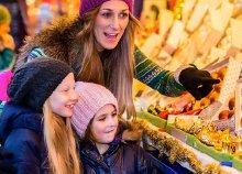 Advent Bécsben vagy G3 bevásárlóközpont