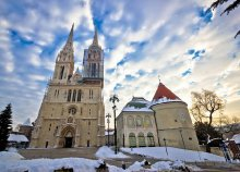 Európa legszebb karácsonyi vására Zágrábban