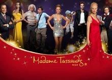 Vár a bécsi Madame Tussauds Panoptikum