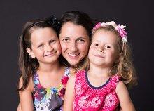 Baba-mama, gyermek, kismama Fotózás