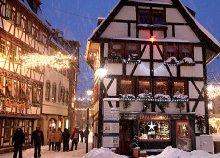 Advent Németországban 4-csillagos szállodában, buszos utazással 1 fő részére