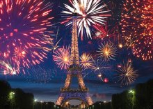 Párizsi szilveszter és városnézés