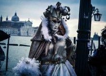 Utazás a színpompás velencei karneválra