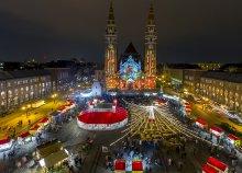 Adventi kalandok Szegeden és Szabadkán