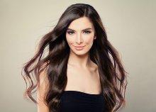 Hajbotox kollagénes hajerősítés