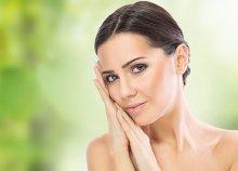 Folyékony oxigénes arckezelés C-vitaminnal