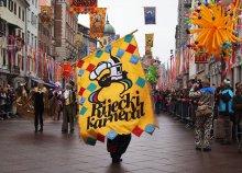 Kirándulás a látványos rijekai karneválra