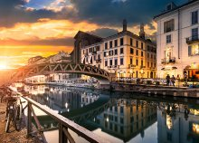 7 nap Milánóban és az olasz tavaknál buszos utazással, programokkal