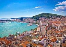 Húsvét Dalmáciában - 1 személy részére buszos utazással