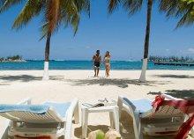 Karibi hangulat Jamaicán