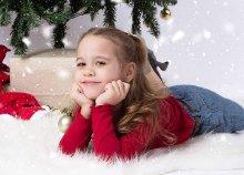 Karácsonyi fotózás a studioBASE jóvoltából
