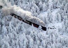 Adventi vonatozás Semmeringen+Mariazell