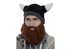 Kötött viking sapka