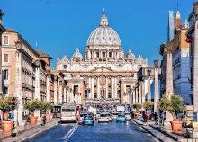 Téli séták Rómában, az örök városban