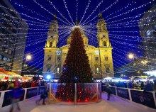 Budapest karácsonyi fényei fotós workshop