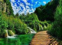 Utazás a lenyűgöző Plitvicei-tavakhoz