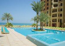 Luxus a dubai Marjan Island Resortban*****