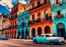 Karibi kalandok Kubában