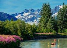 Vadregényes tájak Alaszkában és Kanadában