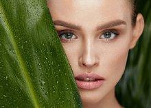Hidroabráziós arctisztítás arcvasalással