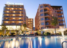 7 éjszaka a spanyol tengerparton exkluzív pihenéssel, reggelis ellátással a Hotel MS Amaragua****-ban 2 személ