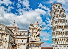 Séta Firenzében, kirándulás Toszkánában