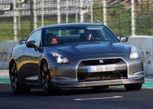 Nissan GT-r élményvezetés az Euroringen