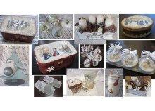 Kézműves karácsonyi ajándékok workshop