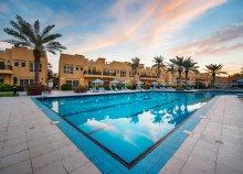 Téli pihenés a nyári Emirátusokban
