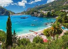 Görögországi nyaralás Korfun - 8 nap buszos utazással+FP