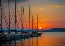 Tavaszi-nyár eleji vakáció a Balatonon