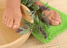50 perces talpmasszázs illatos, stresszoldó lábpezsgőfürdővel a belvárosi Princess Beauty szalonban