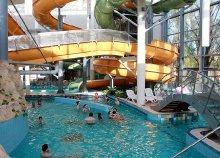 3 nap 2 felnőtt és két 10 év alatti gyermek részére félpanzióval a gyulai Corvin Hotelben
