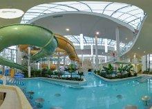 3 nap 2 személyre a gyulai Corvin Hotelben, félpanzióval, belépővel az AquaPalotába
